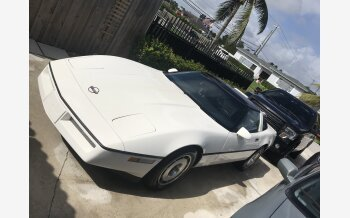 1987 Chevrolet Corvette Coupe for sale 101562348