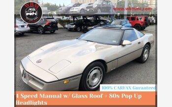 1987 Chevrolet Corvette Coupe for sale 101576570