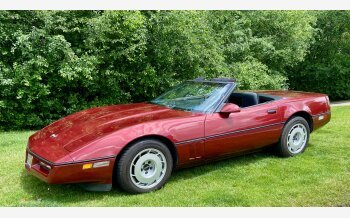 1987 Chevrolet Corvette Convertible for sale 101524360