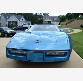1987 Chevrolet Corvette Convertible for sale 101340885