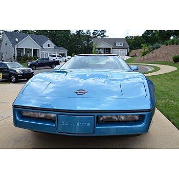 1987 Chevrolet Corvette Convertible for sale 101340885