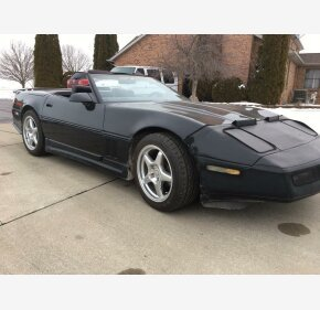 1987 Chevrolet Corvette Convertible for sale 101460044