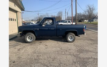 1987 Chevrolet Custom for sale 101353631