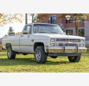 1987 Chevrolet Custom for sale 101400807