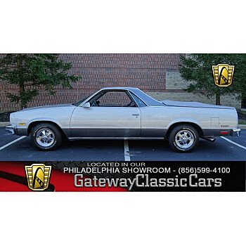 1987 Chevrolet El Camino V8 for sale 100965421