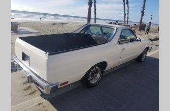 1987 Chevrolet El Camino V8 for sale 101077146