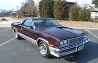 1987 Chevrolet El Camino V8 for sale 101443898