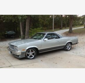 1987 Chevrolet El Camino for sale 101126058