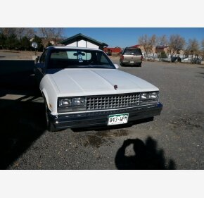 1987 Chevrolet El Camino for sale 101133506