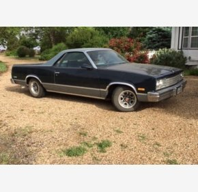 1987 Chevrolet El Camino V8 for sale 101143104