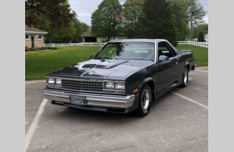 1987 Chevrolet El Camino for sale 101146477