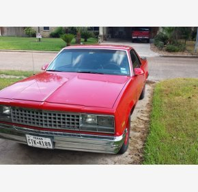 1987 Chevrolet El Camino for sale 101231281