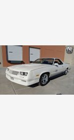 1987 Chevrolet El Camino V8 for sale 101310416