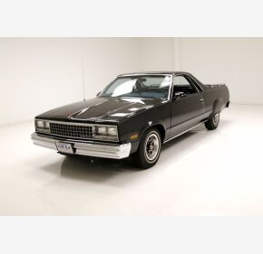 1987 Chevrolet El Camino for sale 101372866