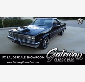 1987 Chevrolet El Camino V8 for sale 101418457