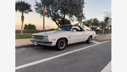 1987 Chevrolet El Camino for sale 101461092