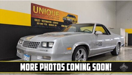 1987 Chevrolet El Camino V8 for sale 101465993