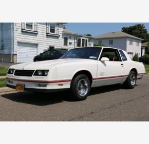 1987 Chevrolet Monte Carlo SS for sale 101024146