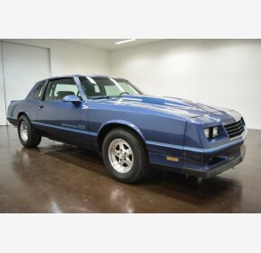 1987 Chevrolet Monte Carlo SS for sale 101029625