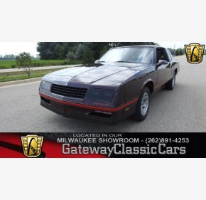 1987 Chevrolet Monte Carlo SS for sale 101035715