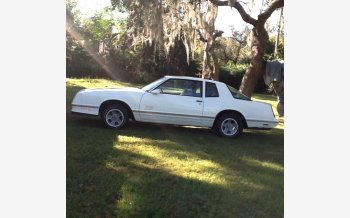 1987 Chevrolet Monte Carlo SS for sale 101099481