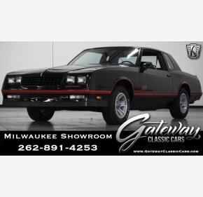 1987 Chevrolet Monte Carlo Classics for Sale - Classics on