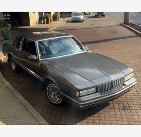 1987 Chevrolet Monte Carlo for sale 101215509