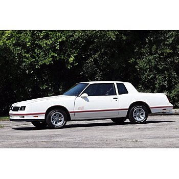 1987 Chevrolet Monte Carlo SS for sale 101349803