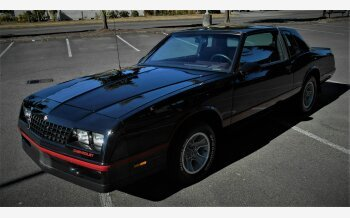 1987 Chevrolet Monte Carlo SS for sale 101375603