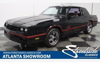 1987 Chevrolet Monte Carlo SS for sale 101457880