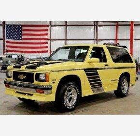 Chevrolet S10 Blazer Classics for Sale - Classics on Autotrader