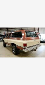 1987 Chevrolet Suburban 4WD for sale 101219847