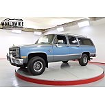1987 Chevrolet Suburban 4WD for sale 101588693