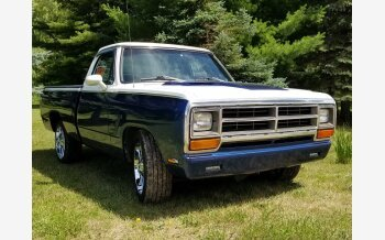 1987 Dodge D/W Truck 2WD Regular Cab D-150 for sale 101356960