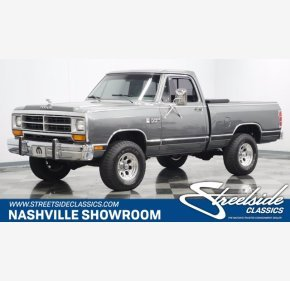 1987 Dodge D/W Truck for sale 101381558