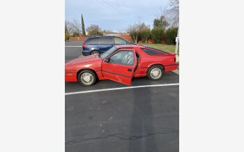 1987 Dodge Daytona Shelby Z for sale 101491177