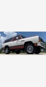 1987 Dodge Ramcharger for sale 101471906