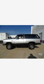 1987 Dodge Ramcharger for sale 101489652