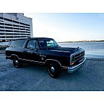 1987 Dodge Ramcharger 2WD for sale 101221966
