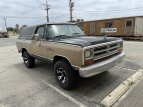 1987 Dodge Ramcharger 4WD for sale 101513062