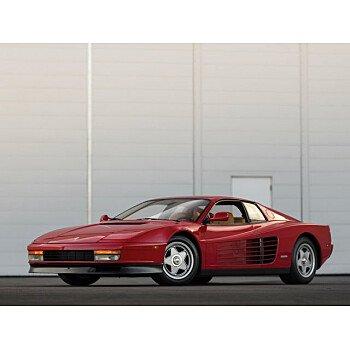 1987 Ferrari Testarossa for sale 101252909
