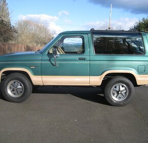 1987 Ford Bronco II 4WD for sale 101332341