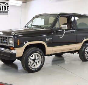 1987 Ford Bronco II 4WD for sale 101407877