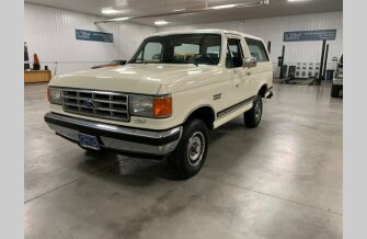 1987 Ford Bronco for sale 101281229