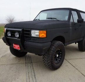 1987 Ford Bronco for sale 101308035