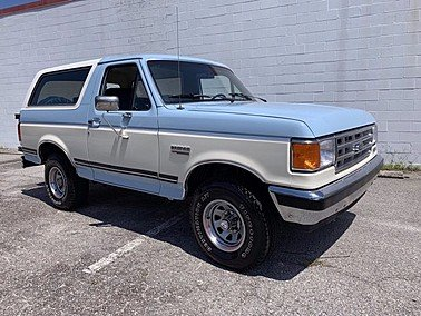 1987 Ford Bronco XLT for sale 101593358