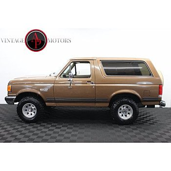 1987 Ford Bronco for sale 101602039