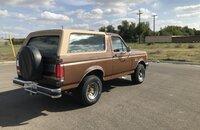 1987 Ford Bronco Eddie Bauer for sale 101290375