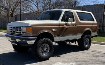 1987 Ford Bronco for sale 101522917