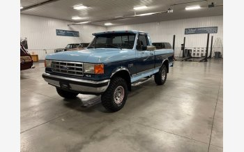 1987 Ford F150 4x4 Regular Cab for sale 101433288